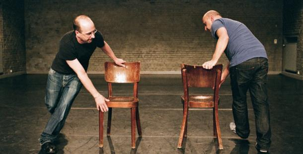 Jonathan Burrows & Matteo Fargion